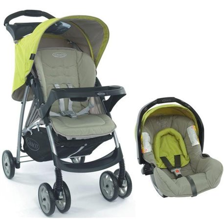 Graco duo sistem Mirage TS forest