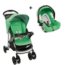 Graco duo sistem Mirage TS green fusion
