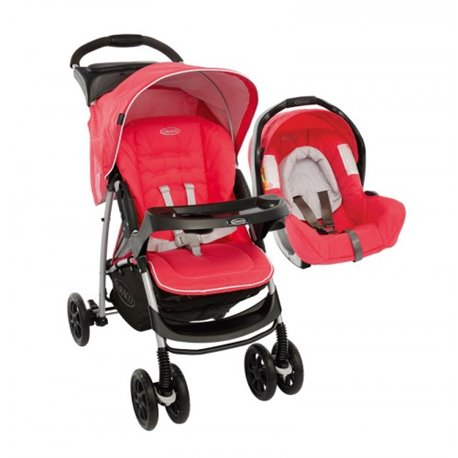 Graco duo sistem Mirage TS kandy fusion