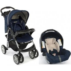 Graco duo sistem Ultima TS peacoat