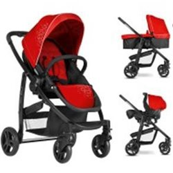 Graco trio sistem Evo chilli