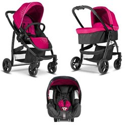 Graco trio sistem Evo grape