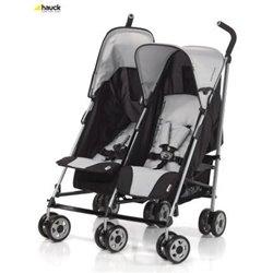 Hauck kolica za blizance Turbo Duo gray