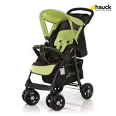 Hauck kolica za bebe Shopper caviar kiwi - zeleno crna