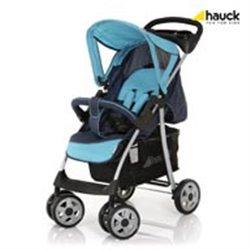Hauck kolica za bebe Shopper moonlight capri - tirkizno teget