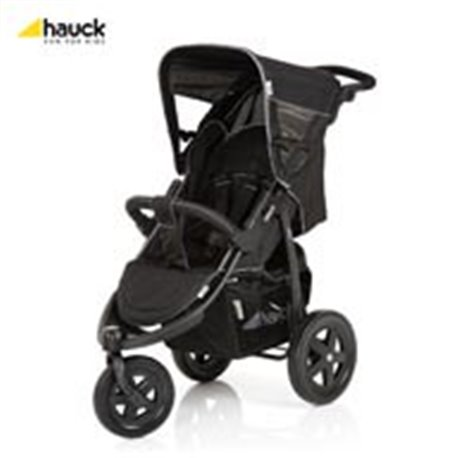 Hauck kolica za bebe Viper caviar grey - crna