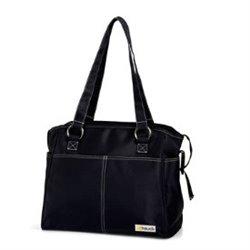 Hauck torba za presvlačenje City, crna