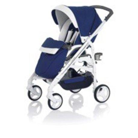 Inglesina kolica za bebe Trilogy sa jednom ručkom Ischia - plava