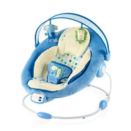 Kids lezaljka confort harmoni plava 7083