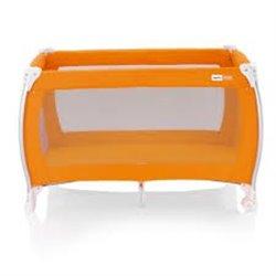 Inglesina prenosivi krevetac Lodge orange