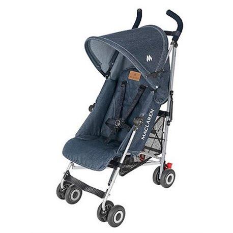 Maclaren kolica za bebe Quest - denim