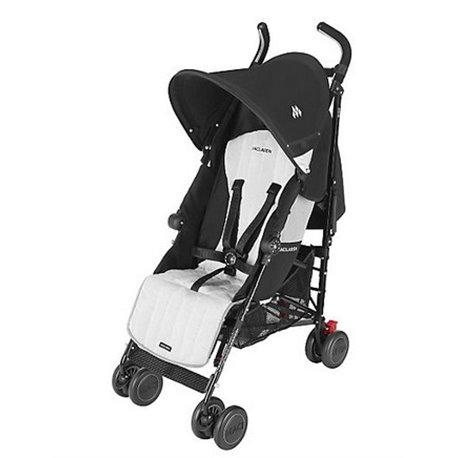 Maclaren kolica za bebe Quest sport Black/Silver