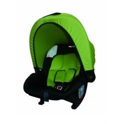 Nania auto sedište Baby ride 0+ (0-13kg) light/kiwi