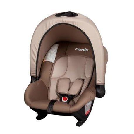 Nania auto sedište Baby ride 0+ (0-13kg) browny/atmo