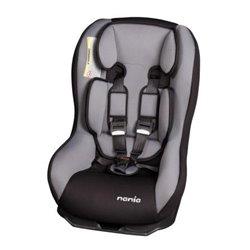 Nania auto sedište Driver 0/1 (0-18kg) black/gray