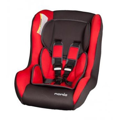 Nania auto sedište Trio comfort 0/1/2 (0-25kg) shadow/red
