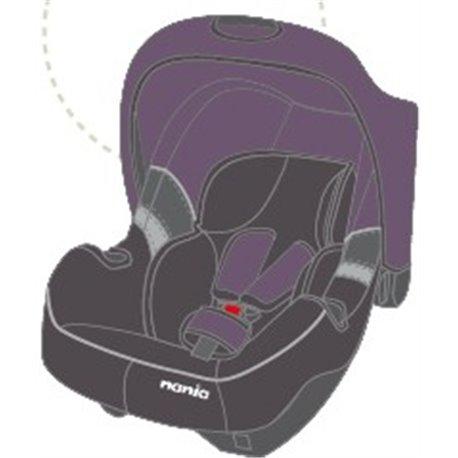 Nania auto sedište Beone 0+ (0-13kg) purple horizon